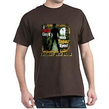 I Love Guys With Topaz Eyes T-Shirt