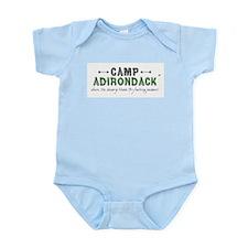 Camp Adirondack Infant Creeper