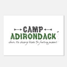 Camp Adirondack Postcards (Package of 8)