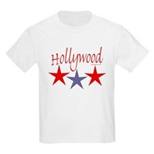 Hollywood Stars - Kids T-Shirt