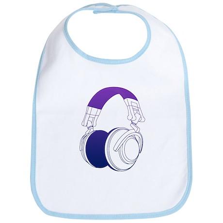 DJ Headphones 2 Bib