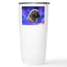 Leonberger Travel Coffee Mug