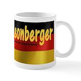 Leonberger Small Mugs (11 oz)