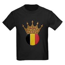 King Of Belgium T