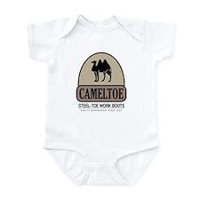 Cameltoe Infant Bodysuit