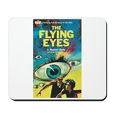 "Mousepad - ""The Flying Eyes"""