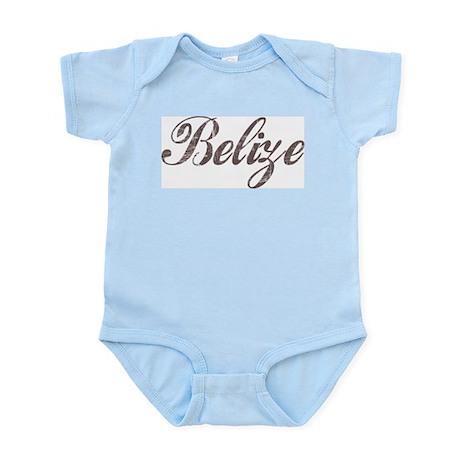 Vintage Belize Infant Creeper
