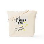 Iowa Starship Corp Tote Bag