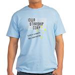 Iowa Starship Corp Light T-Shirt