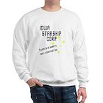 Iowa Starship Corp Sweatshirt