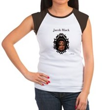 New Moon Quileute Jacob Women's Cap Sleeve T-Shirt