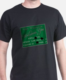 Forks Welcomes You T-Shirt