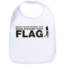 Capture The Flag Bib