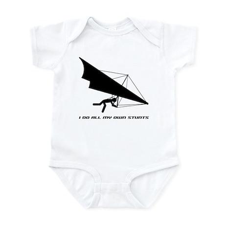 Hang Gliding Own Stunts Infant Bodysuit