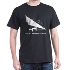 Hang Gliding Own Stunts T-Shirt