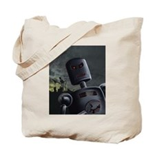 Demon Bots Tote Bag