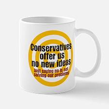 No new ideas Mug