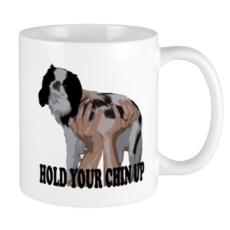 Hold Your Chin Up Mug