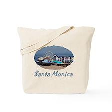 Santa Monica Pier - Tote Bag