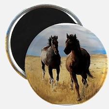 Yantis Mustangs Magnet