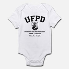 UF Police Dept Zombie Task Force Infant Bodysuit