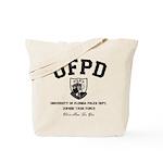 UF Police Dept Zombie Task Force Tote Bag