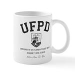 UF Police Dept Zombie Task Force Mug