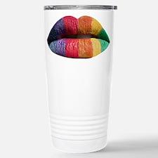 Lipstick Lesbian Stainless Steel Travel Mug