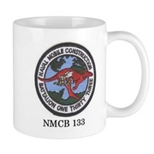 Mug With NMCB 133 Logo