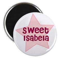 Sweet Isabela Magnet