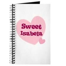 Sweet Isabela Journal