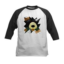 Yellow Lab Devil Halloween Tee