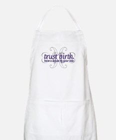 Trust Birth - BBQ Apron