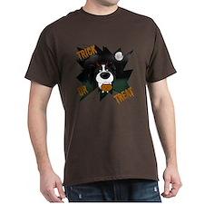 Papillon Devil Halloween T-Shirt