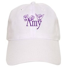 Amy -ppl Baseball Cap