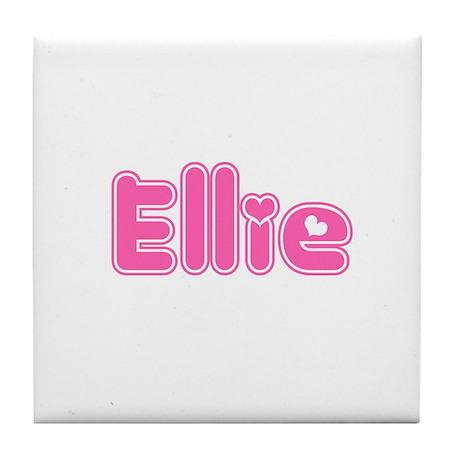 """""""Ellie"""" Tile Coaster"""