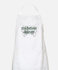 Midwives Deliver - BBQ Apron