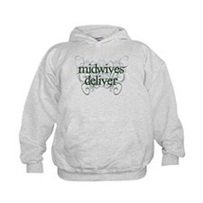 Midwives Deliver - Hoodie
