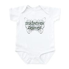 Midwives Deliver - Infant Bodysuit