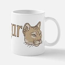 Sexy Cougar Mug