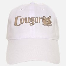Sexy Cougar Baseball Baseball Cap