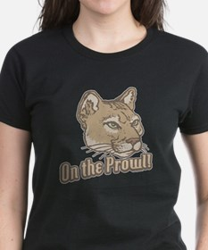Cougar on the Prowl Tee