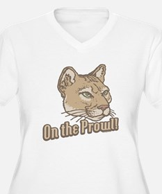 Cougar on the Prowl T-Shirt