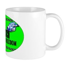 COP WATCH Mug