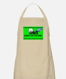 COP WATCH BBQ Apron
