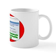 JESUS FRIEND REQUEST Mug