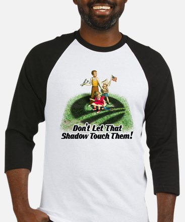 Don't let Shadow! Baseball Jersey