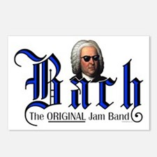 Bach - TOJB Postcards (Package of 8)