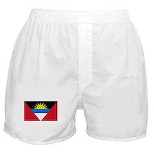 Antigua & Barbuda Flag Boxer Shorts