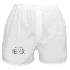 World's Best Mom Boxer Shorts